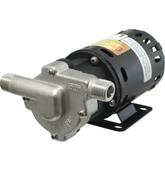 Chugger Pump with High Temperature Stainless Steel Head