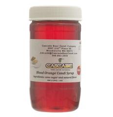 Blood Orange Candi Syrup