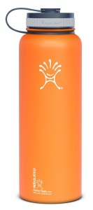 Hydro Flask Insulated Stainless Steel Water Bottle, Wide Mouth, 40-Ounce