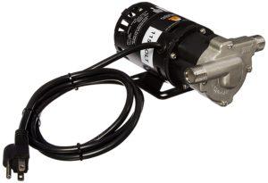 Chugger Stainless Steel Brew Pump Inline