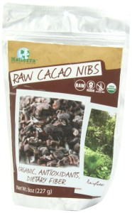 Natierra Raw Cacao Nibs, 8 Ounce