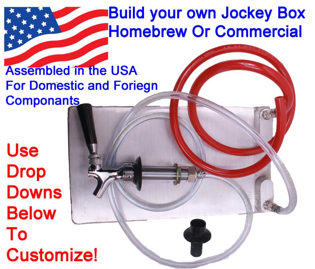 Keg Connection Build Your Own Jockey Box
