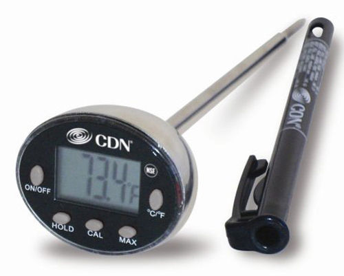 Have one to sell? Sell now Proaccurate Quicktip Stainless Thermometer, DTQ450