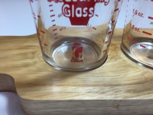 Gemco Measuring Glass