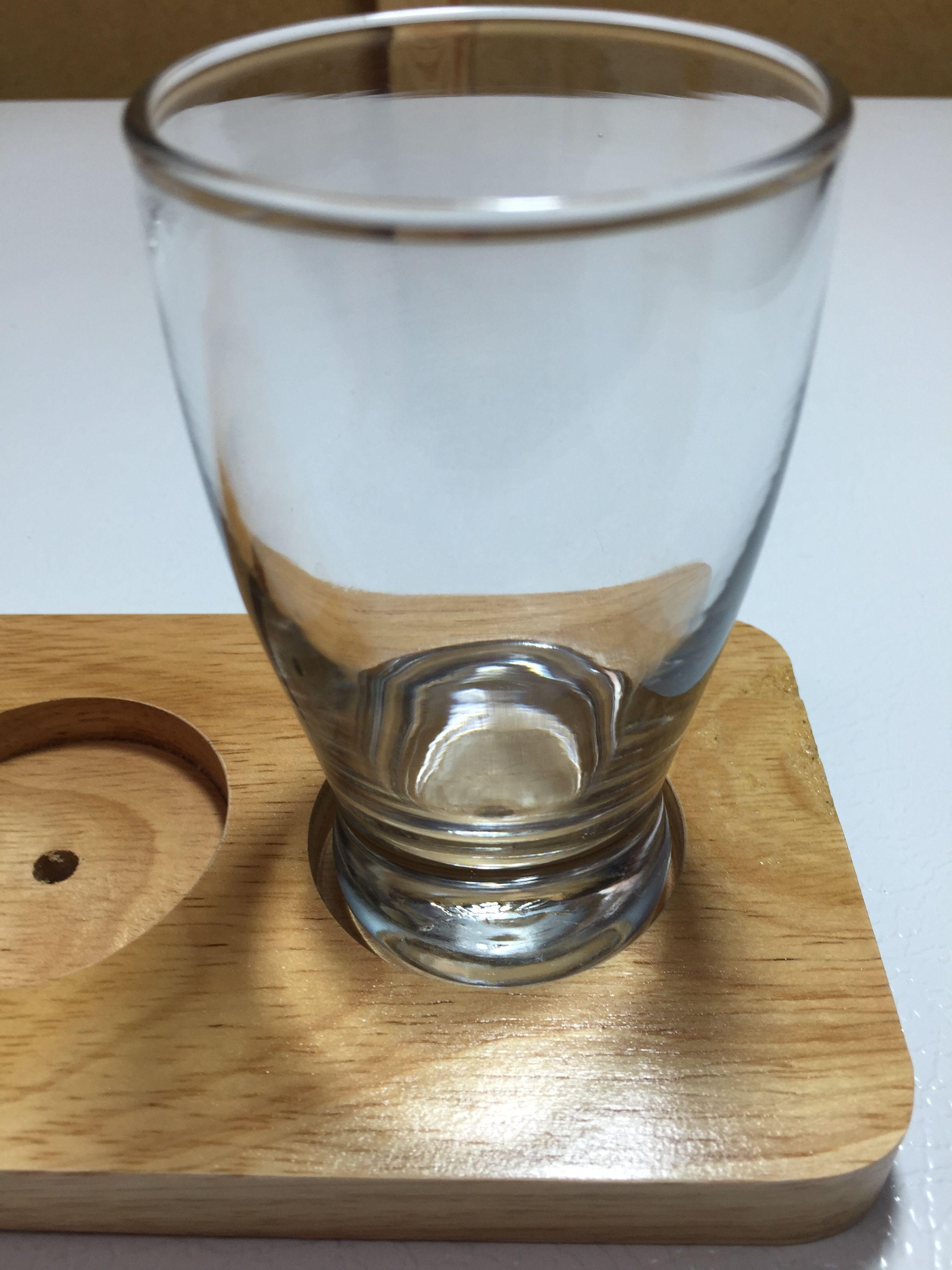 Barbary Taster Glass