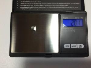 AWS-100 2 gram
