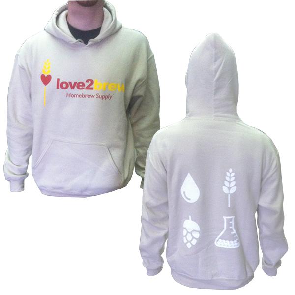 love2brew Hooded Sweatshirt
