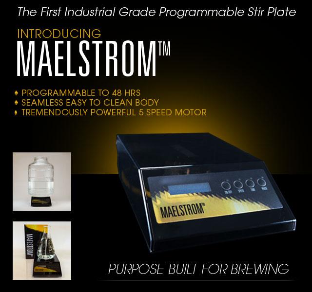 Maelstrom™ Stir Plate