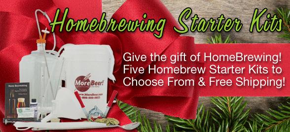 Homebrewing Start Kits