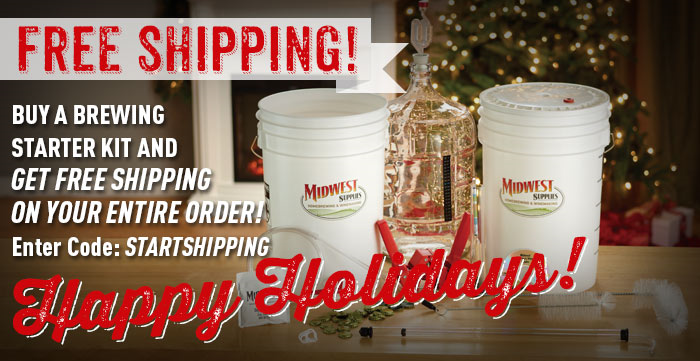Buy a Starter Kit, and Your Order Ships FREE!