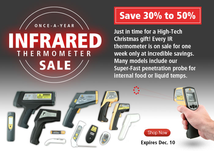 ThermoWorks Infrared Sale