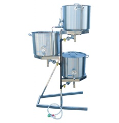 10 Gallon Gravity BrewSculpture