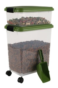 IRIS USA, Inc. Airtight Pet Food Container Combo Kit