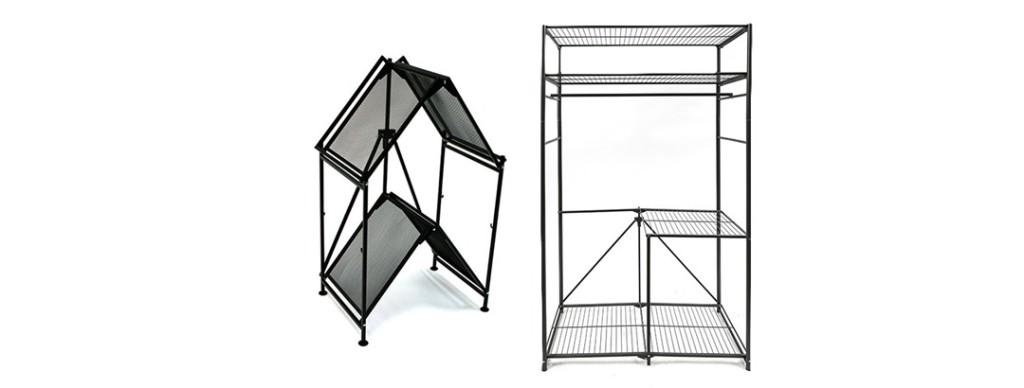Origami Storage Racks