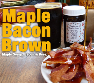 MoreBeer Maple Bacon Brown