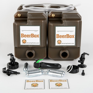 Beer Box Kit Portable Draft System