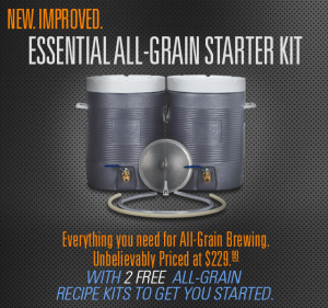 Northern Brewer All Grain Equipment