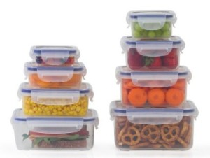 Little Big Box - By Popit! (8 Plastic Container Set / Food Saver Set)