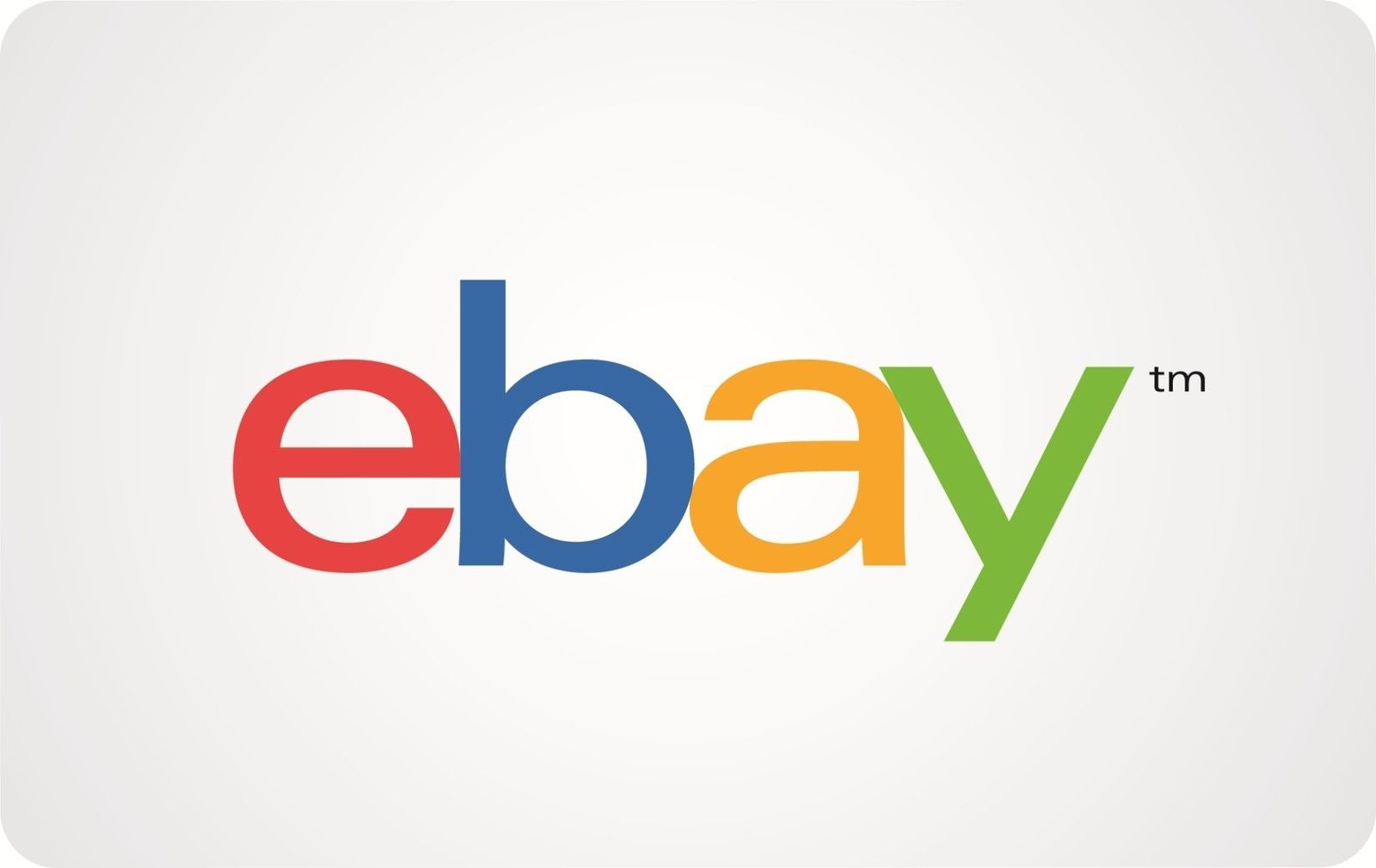 $50 eBay Gift Card for $45 - Mail delivery