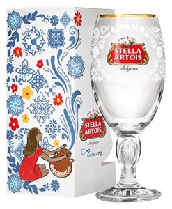 Stella Artois 2018 Limited-Edition Mexico Chalice, 33cl