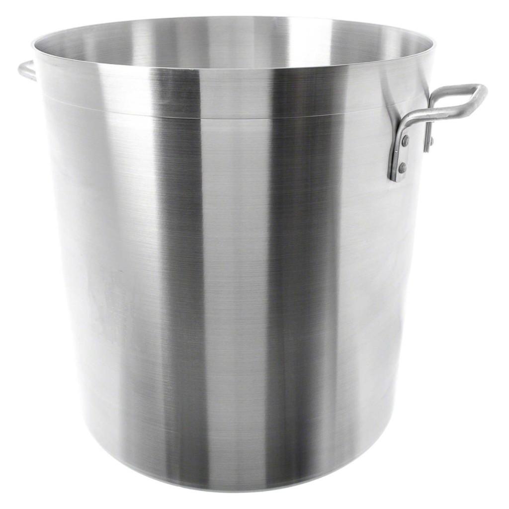 Update International APT-60 Aluminum Stock Pot, 60-Quart