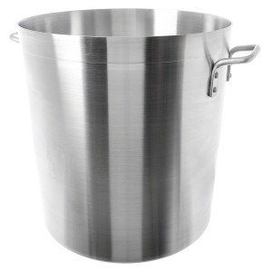Update International APT-60 Aluminum Stock Pot, 60-Quart
