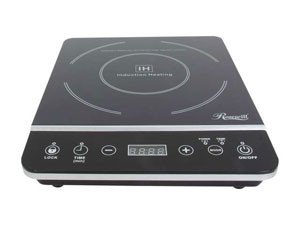 Rosewill 1800-Watt Induction Cooker Cooktop with Stainless Steel Pot RHAI-13001