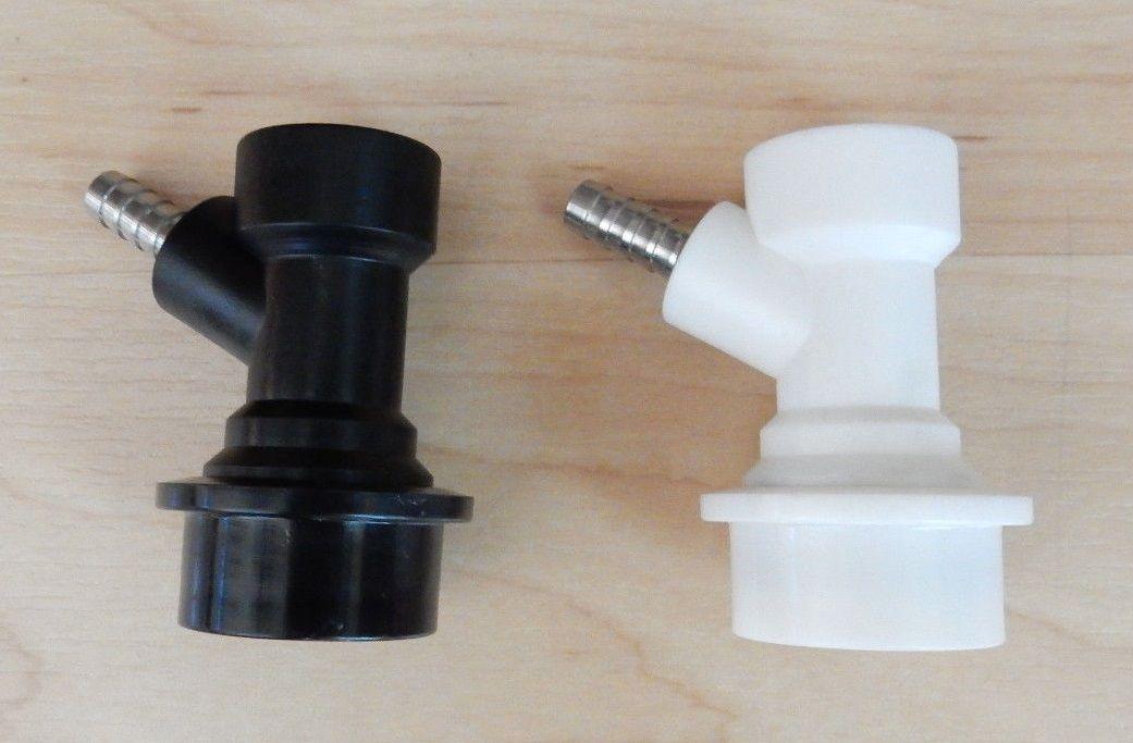 ball lock cornelius connector pair