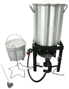 Turkey Fryer - 3 in 1 Multi-Use