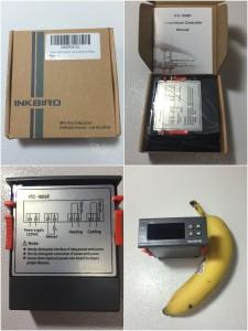 ITC-1000 Temperature Controller