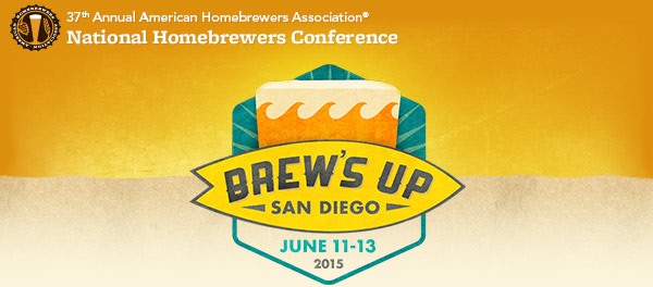 National Homebrewers Conference San Diego Registration NHC