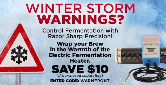 Fermentation Temperature Control