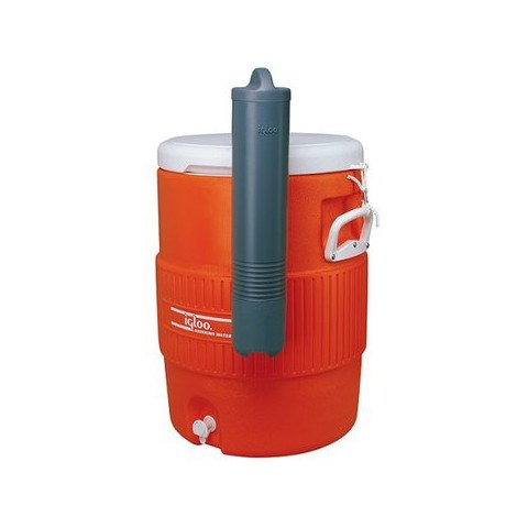 Igloo 10 Gallon Seat Top Beverage Cooler with Cup Dispenser