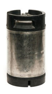3 Gallon Cornelius Style Pin Lock Keg (Used)
