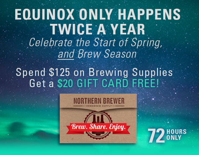 Northern Brewer Gift Card