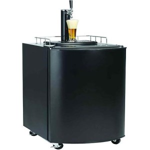 Igloo 4.6 cu ft Kegerator Beer Bar, Black