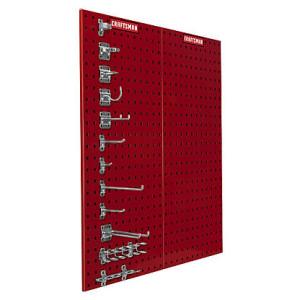 Craftsman Pegboard System