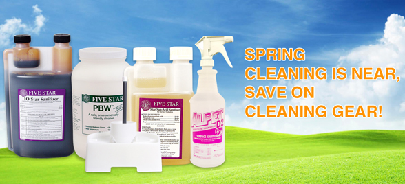 Discount Cleaners and Sanitizers