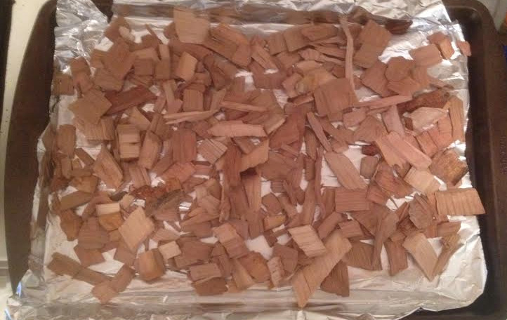 Toasting your own wood chips by matt del fiacco homebrew