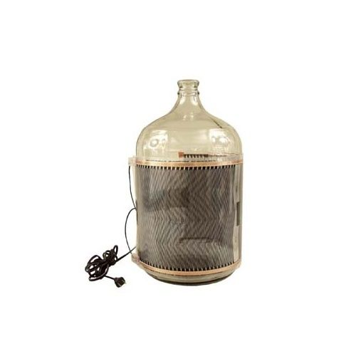 Electric Fermentation Wrap Heater Home Brew Beer Wine Carboy Fermenter Bucket