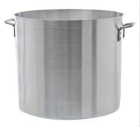 Update International APT-100HD Heavy Weight Aluminum Stock Pot, 100-Quart