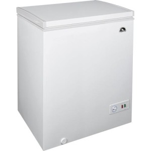 Igloo - 5.1 Cu. Ft. Chest Freezer - White