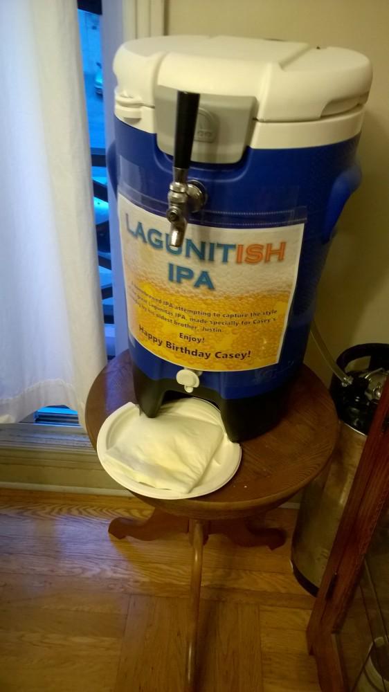 Home Brew Stuff PRD Personal Refreshment Device