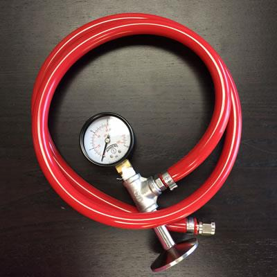 CO2 Pressure Transfer Kit Chronical