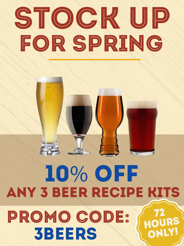Beer Kit Sale - Love2Brew