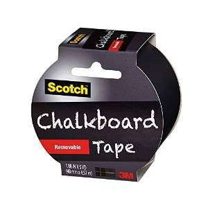 Scotch 3M Chalkboard Tape