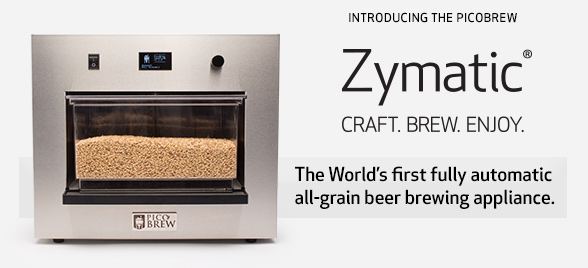 Picobrew Zymatic