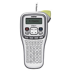 Brother® P-Touch® PT-H100 Handheld Label Maker
