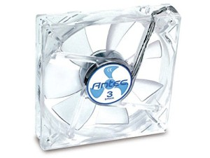 Antec TriCool 120mm Cooling Fan with 3-Speed Switch