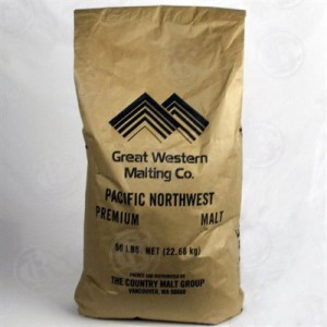Great Western Malting Grain Homebrew